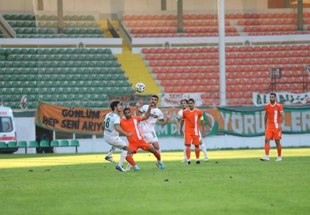 Ziraat Türkiye Kupası: Aytemiz Alanyaspor: 5 – Adanaspor: 1