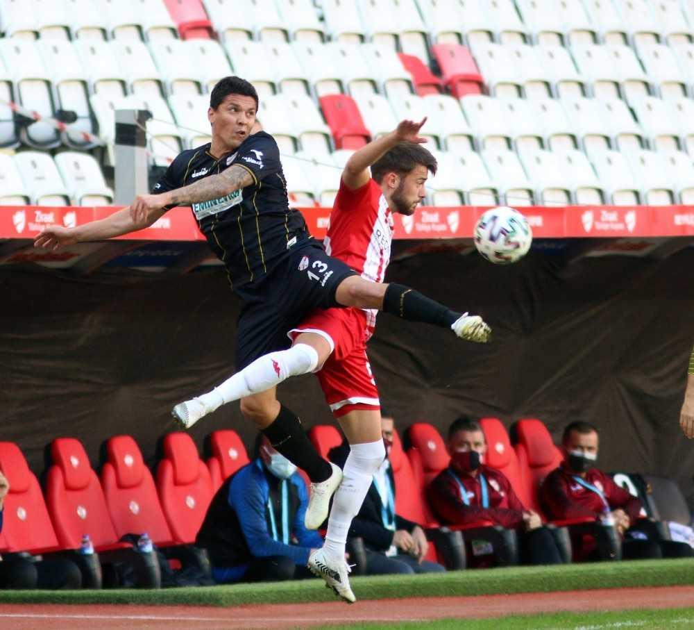 Ziraat Türkiye Kupası: FT Antalyaspor: 1 – Boluspor: 0