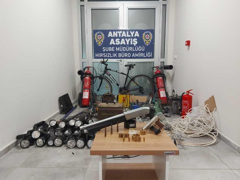 Antalya'da hurdacılara milyonluk rekor ceza