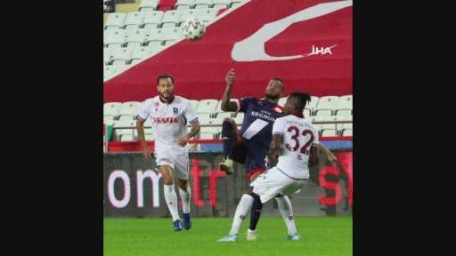 Antalyaspor – Trabzonspor maçından kareler -2-