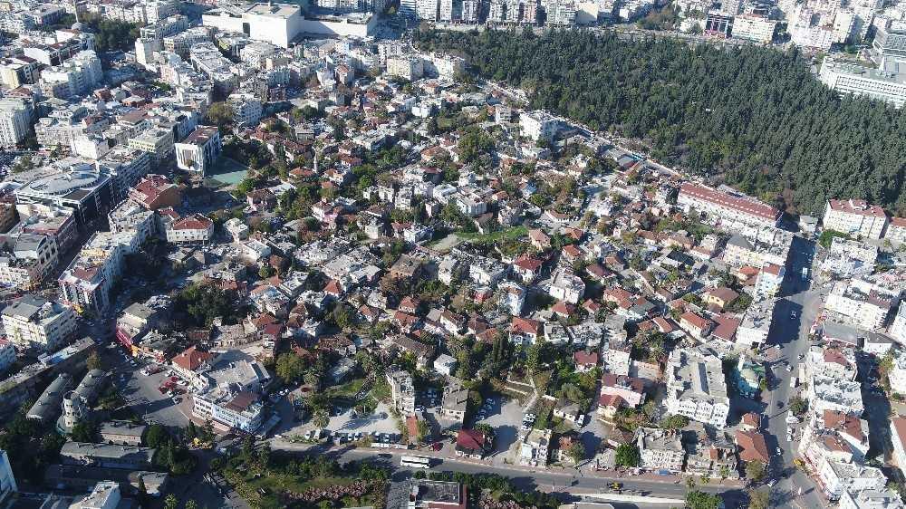 Balbey Kentsel Yenileme Projesi şehir plancılarına anlatıldı