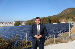 Başkan Yücel'den, Enerji Tasarrufu Haftası açıklaması