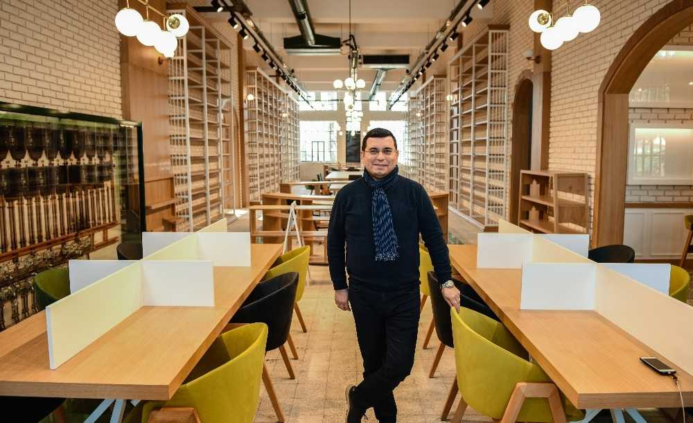 Cemil Meriç Kütüphanesi 200 bin kitapla açılacak
