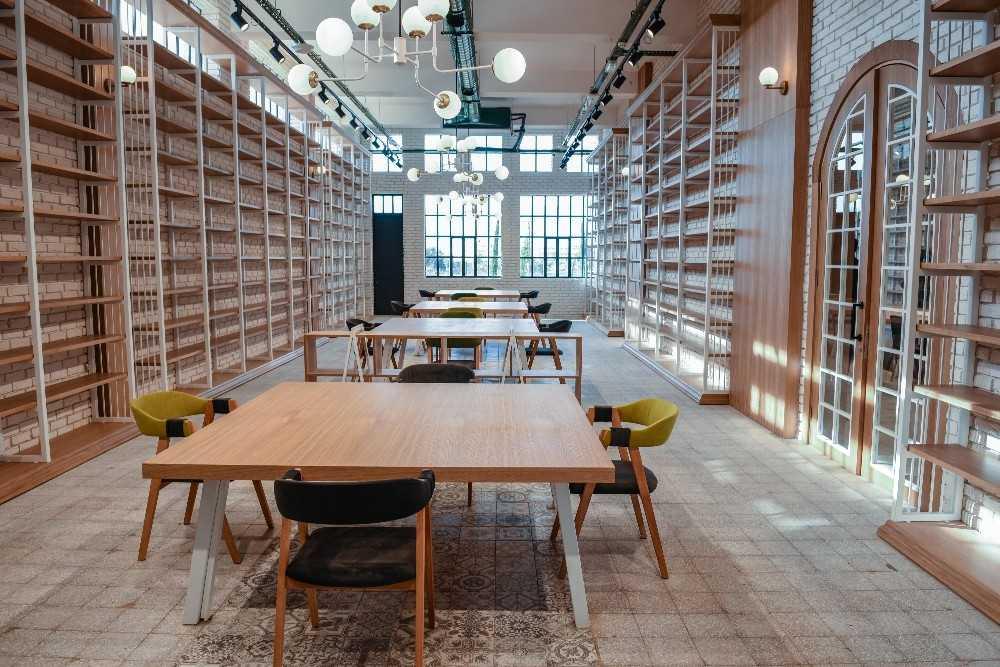 Cemil Meriç Kütüphanesi'ne 50 binden fazla kitap bağışı yapıldı
