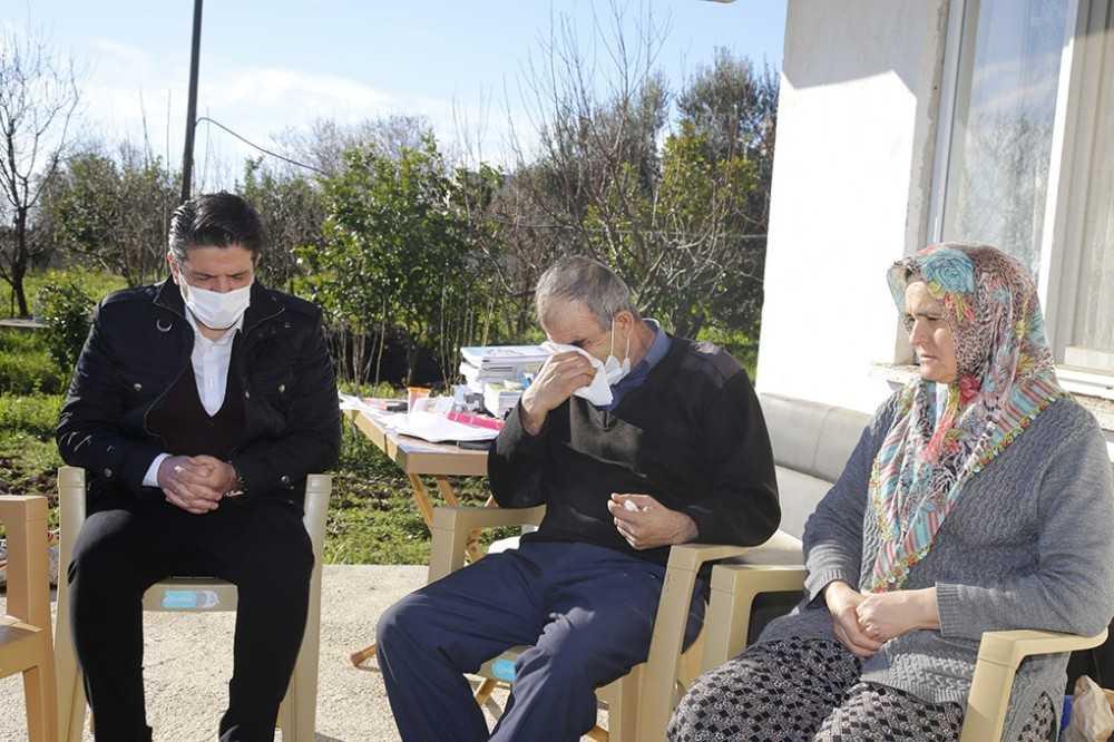 Cezaevindeki Melek İpek'in çocuklarına 'Başkan amca' desteği