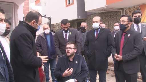 - Gaziyi darp edip ev hapsi alan komşu savcılık itirazının ardından tutuklandı