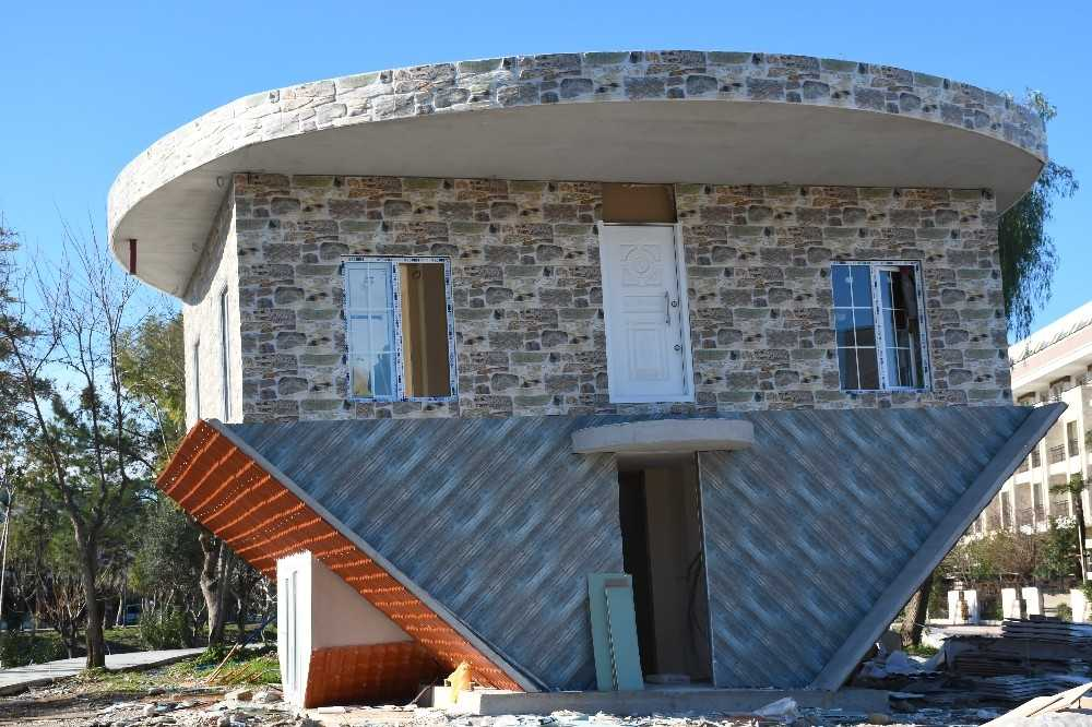 Kemer Belediyesinin Atatürk Parkı Projesi çalışmaları
