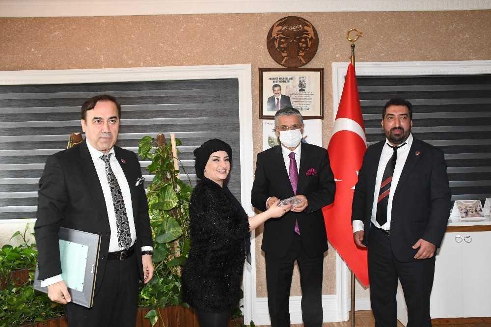 Kemer'de İran – Türkiye Turizm İşbirliği forumu çalışmaları