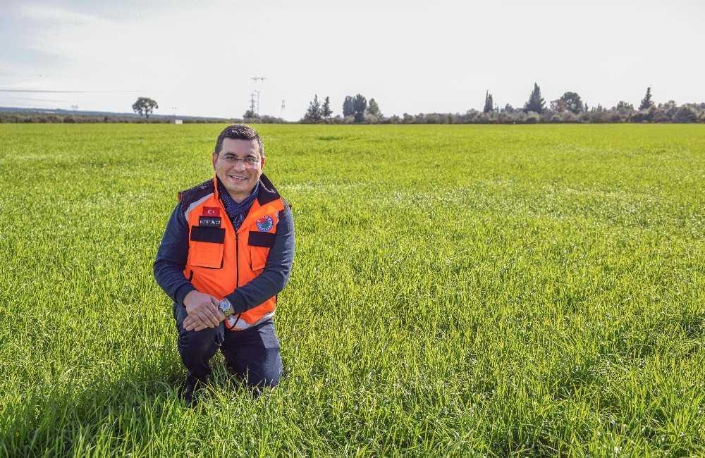 Kepez Belediyesi tarımı canlandırdı