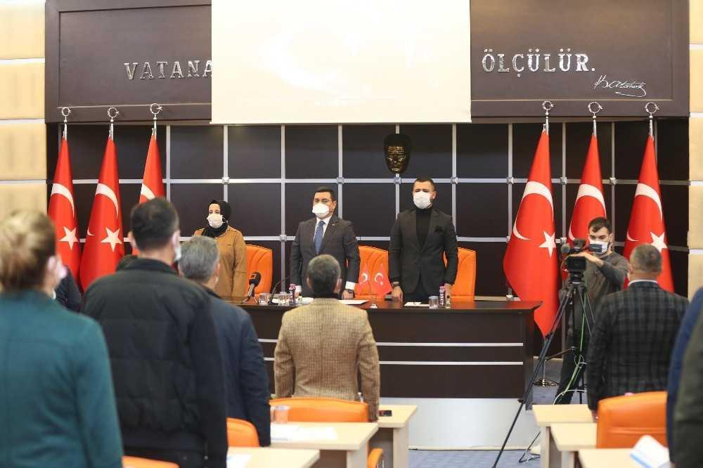 Kepez Meclisi 'İstiklal Marşı' yılını kutladı
