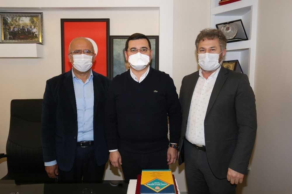Kepez'de yeni yılın ilk yatırım müjdesi Göçerler Mahallesine