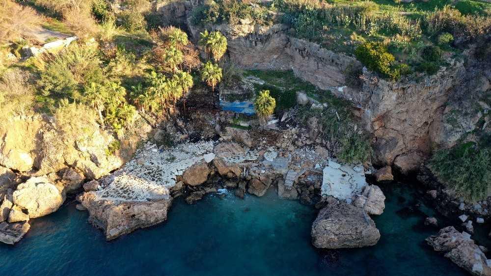 Muratpaşa'dan halk plajı için 6'ncı başvuru