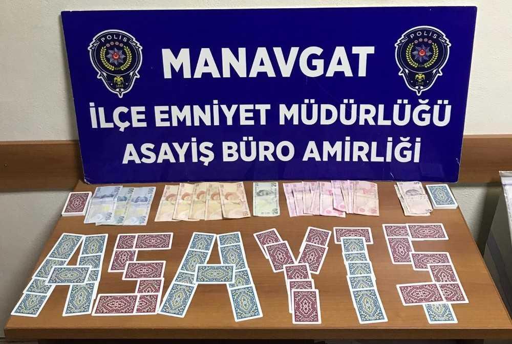 Polisin kumar baskınında ceza yağdı