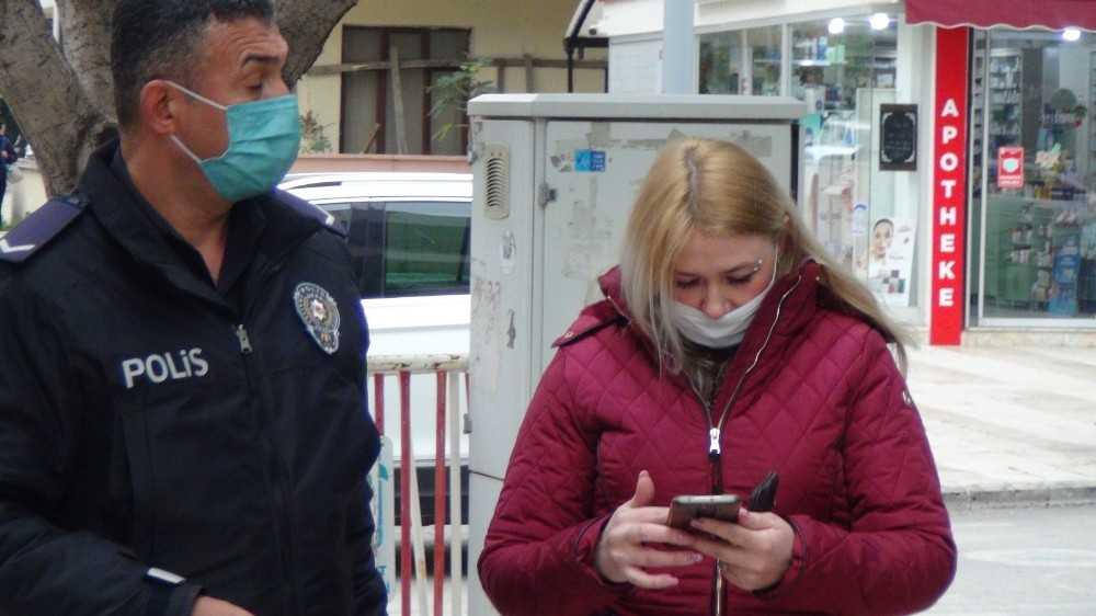 Sahte parayı alan işyeri sahibi polisi aradı Gürcü kadın neye uğradığını şaşırdı