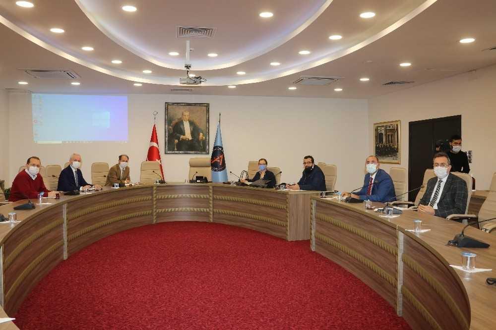 Üniversite – Sanayi İş Birliği Toplantıları başladı