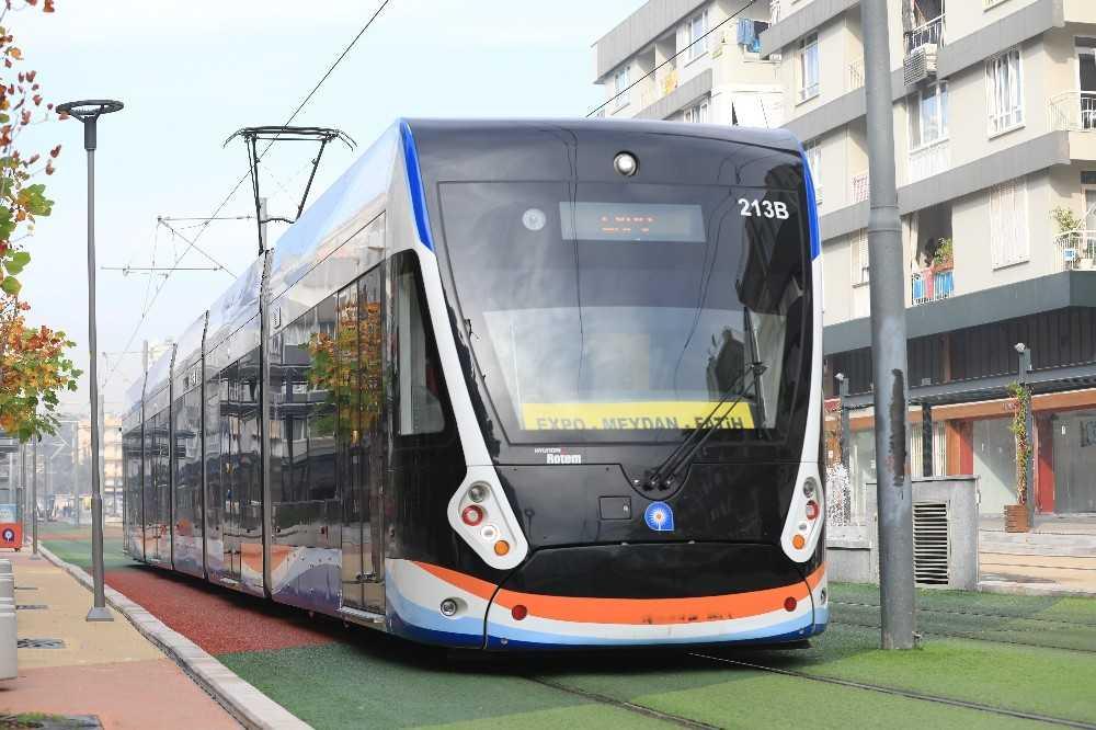 Vakıf Çiftliği, Çallı durakları arasında tramvay ulaşımı tek hattan yapılacak