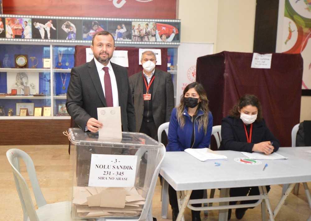 AK Parti'de İbrahim Ethem Taş güven tazeledi