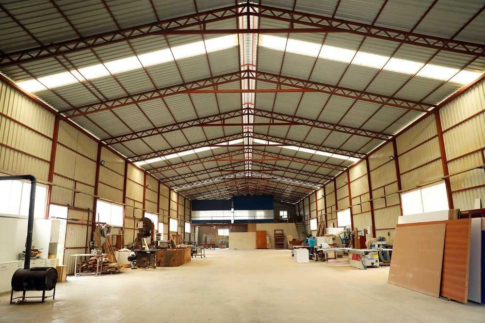 Alanya Belediyesi, marangozhane atölyesini büyük bir tesise dönüştürdü