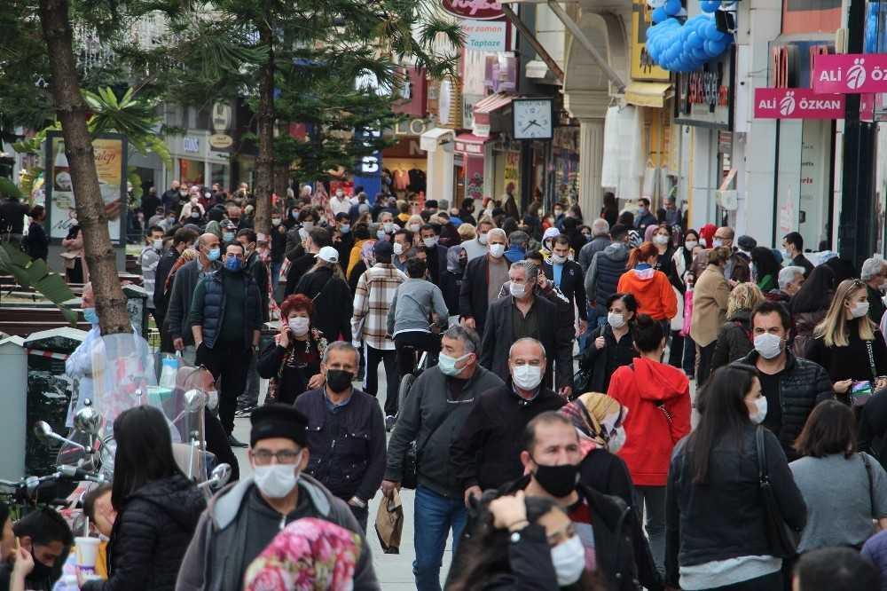 Antalya nüfusu 2 milyon 548 bin 308 kişi oldu.
