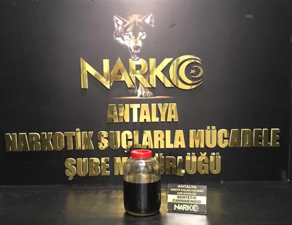 Antalya'da en yüksek miktarda uyuşturucu ele geçirildi