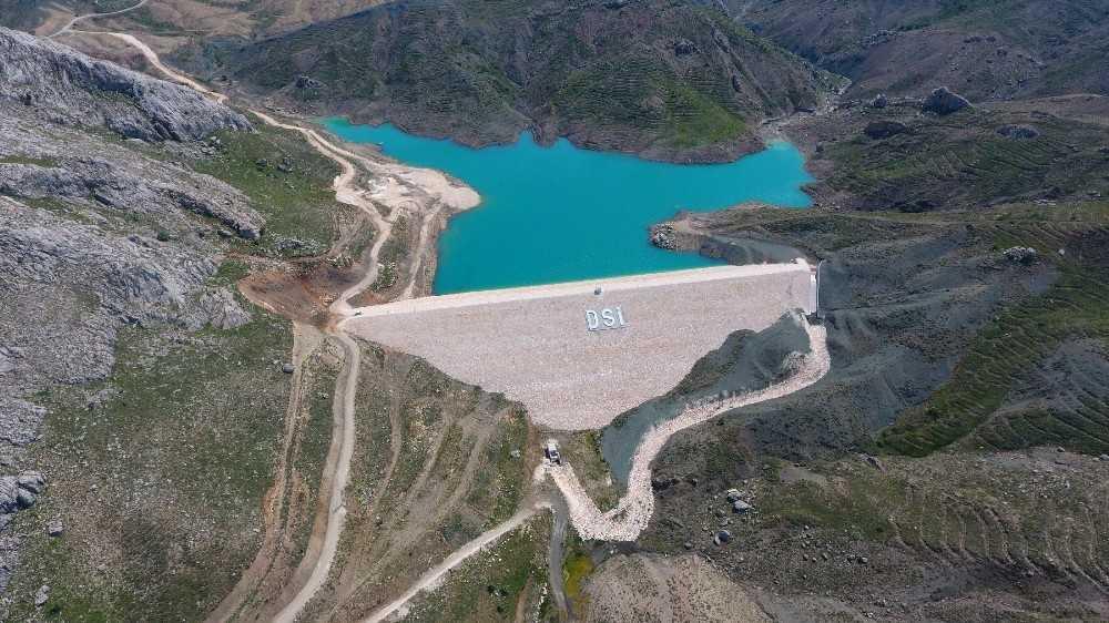 Antalya'da son 18 yılda 20 baraj, 3 gölet yapıldı