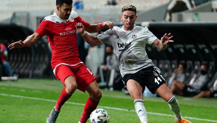 Antalyaspor ile Beşiktaş 58. randevuda