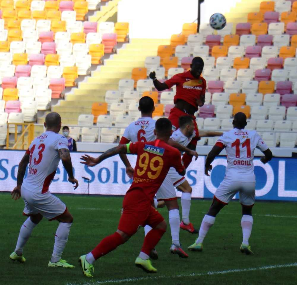 Antalyaspor ile Yeni Malatyaspor 8. randevuda