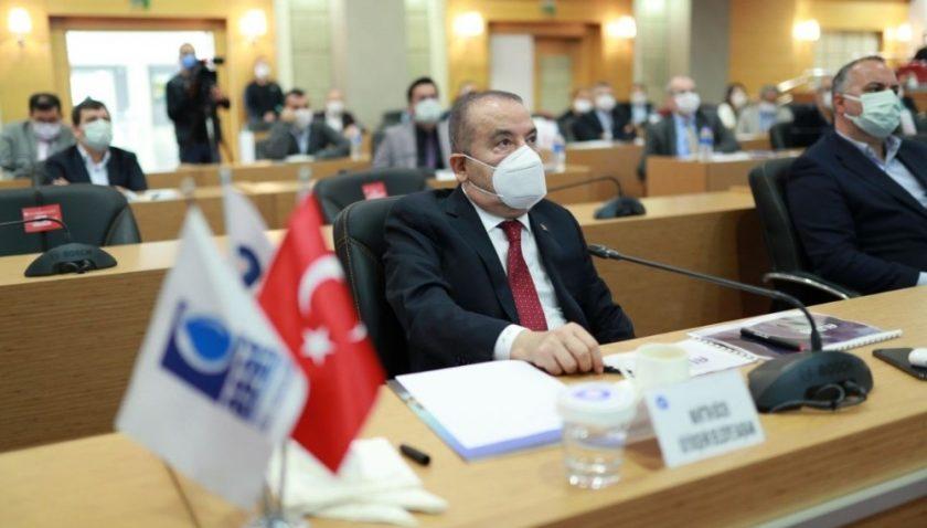 """Başkan Böcek: """"Antalya'yı ortak akılla geleceğe taşıyoruz"""""""
