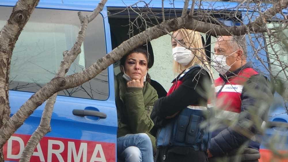 """Cezaevindeki Melek İpek: """" Ben burada olduğum için kızlarım dışarıda daha rahat """""""