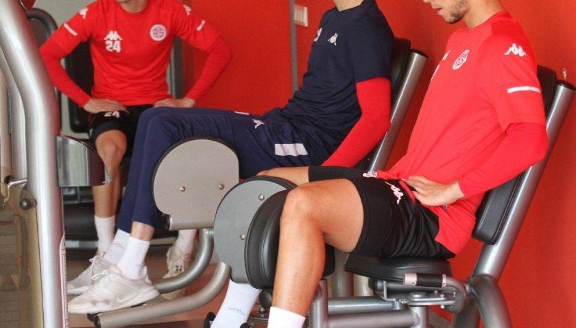 FT Antalyaspor'da Medipol Başakşehir maçı hazırlıkları başladı
