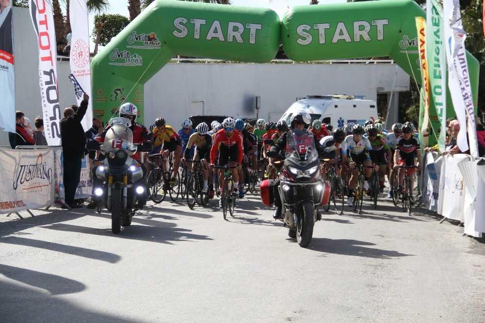 Grand Prıx Velo Alanya Bisiklet Yarışı