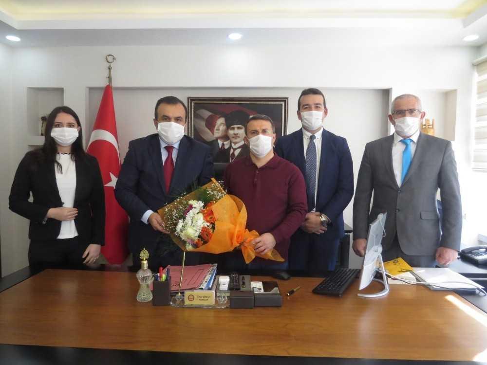 Korkuteli'de Vergi Haftası
