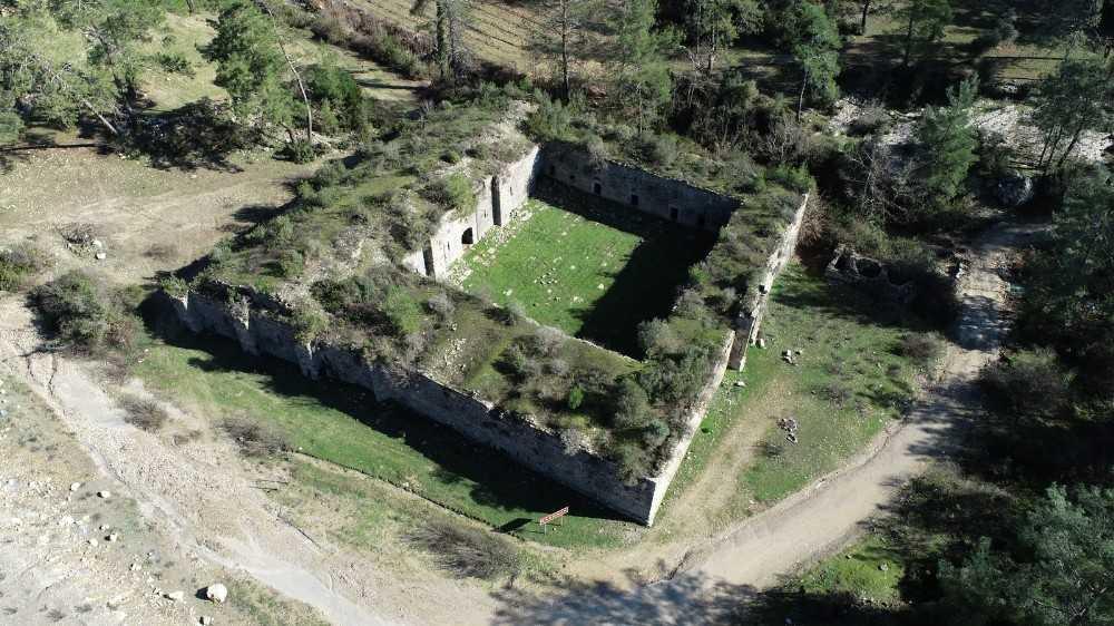 Manavgat Belediyesi Kargıhan'ın yer teslimini aldı