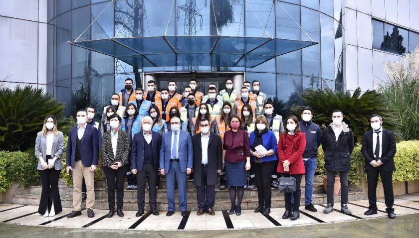 Mesleki Eğitim Projesi ile genç mühendislere iş imkanı