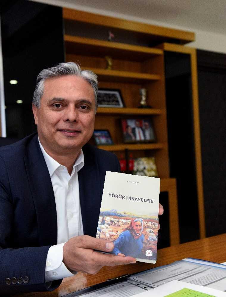 Muratpaşa'dan Yörük Hikayeleri kitabı