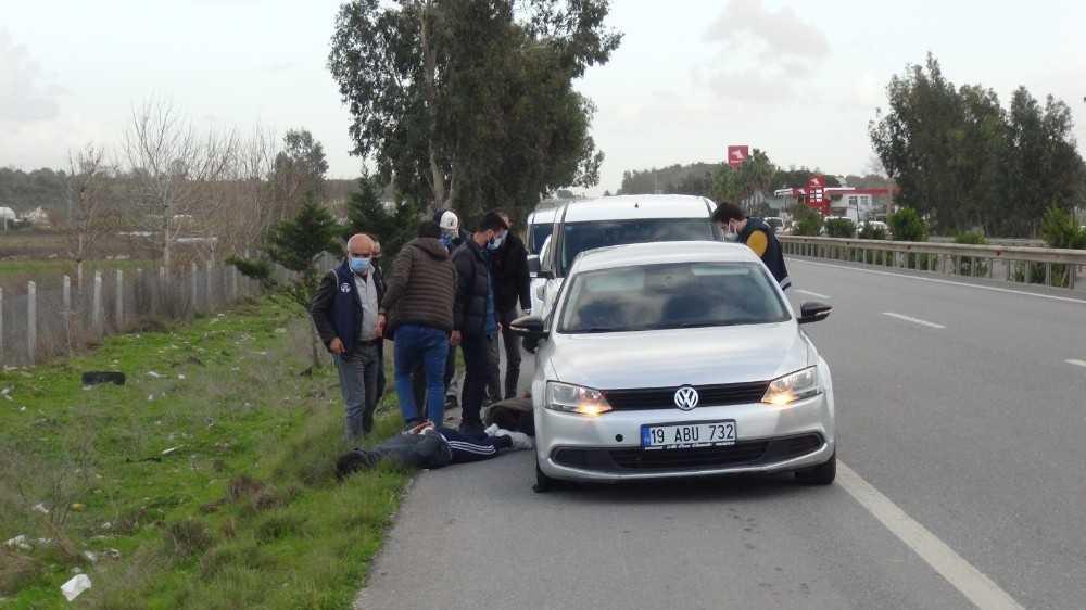 Otomobil çalan 3 şüpheli nefesleri kesen operasyonla yakalandı