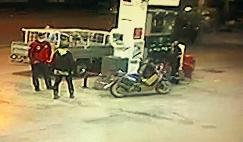 Pompalı tüfekli baskın yapıp 2 kişiyi yaralayan kadın, olaydan sonra bidonla benzin almış
