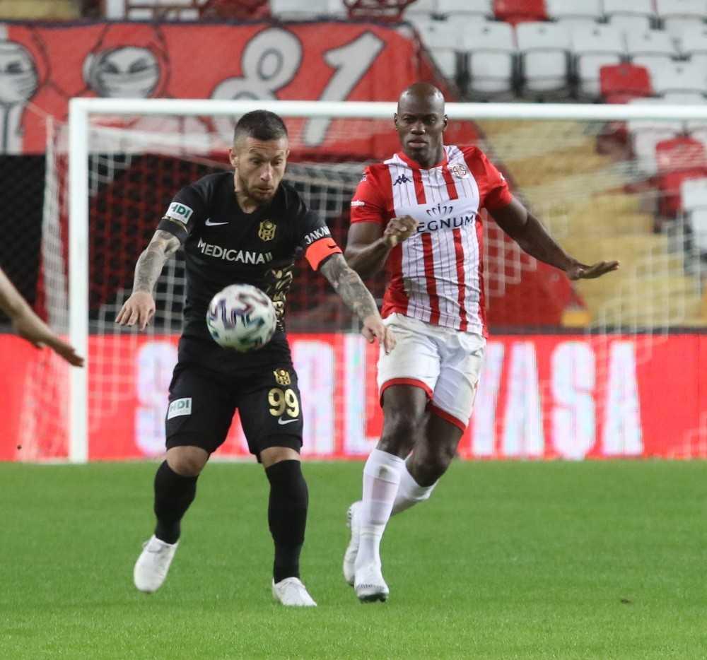 Süper Lig: FT Antalyaspor: 1 – Yeni Malatyaspor: 1 (Maç sonucu)
