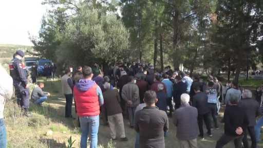 Taziye ziyaretine giderken  hayatını kaybeden akraba 6 kişi gözyaşları arasında toprağa verildi