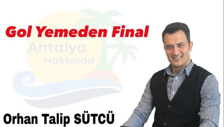 Gol Yemeden Final