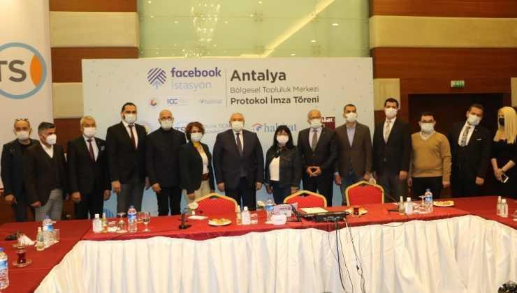 Antalya bilişim dünyasının buluşma noktası olma yolunda