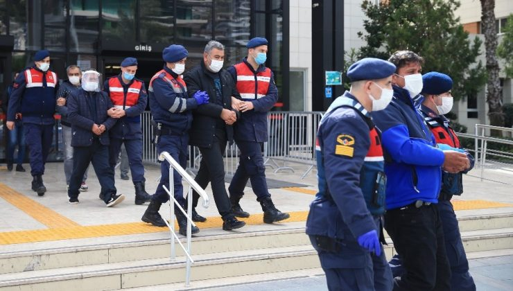 Antalya'da 'Dalgakıran' isimli uyuşturucu operasyonda 5 tutuklama daha