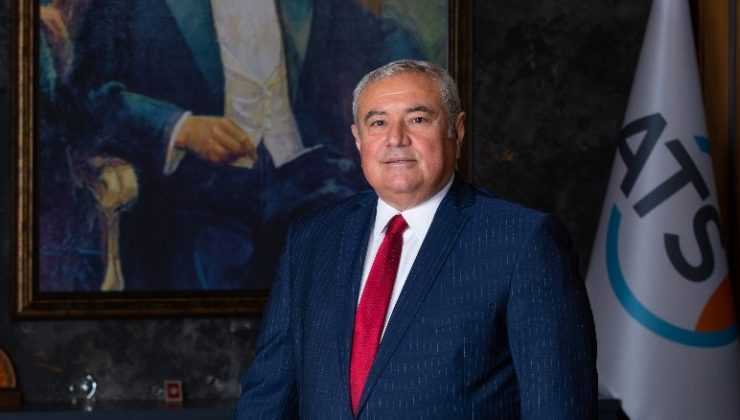"""ATSO Başkanı Çetin: """" Kadınlarımızın rolünü hayatın her alanında arttırmalıyız"""""""