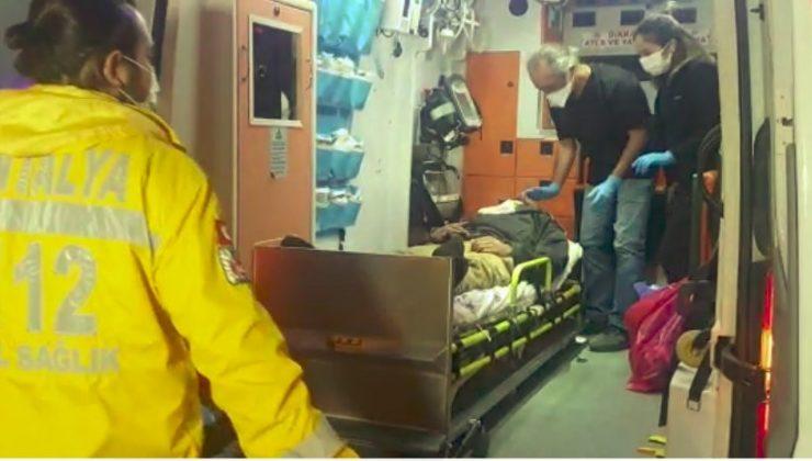 Çöp toplayıcısını hastanelik eden 3'üncü şüpheli de yakalandı