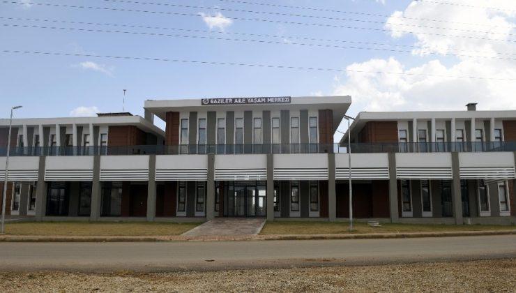 Gaziler Aile Yaşam Merkezi kapılarını açıyor