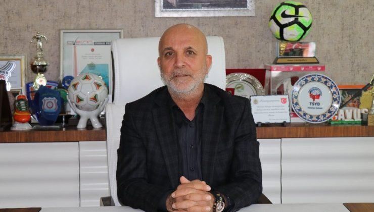 """Hasan Çavuşoğlu: """"Şampiyonluktan uzaklaştık diye bu yavaşlayacağız anlamına gelmesin"""""""