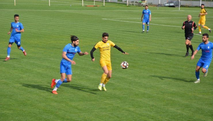 Korkuteli Belediyespor, hazırlık maçında sahadan galip ayrıldı