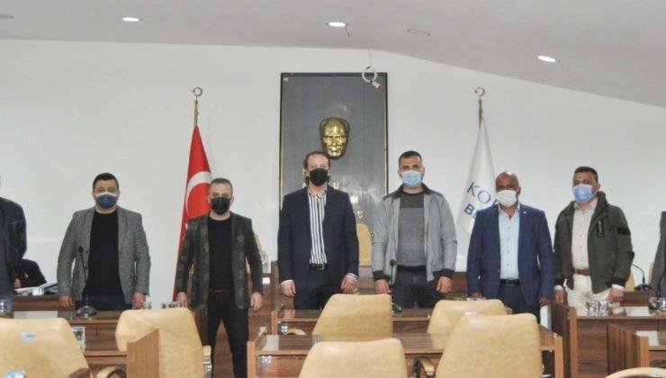 Korkuteli Belediyespor'da yeni dönem
