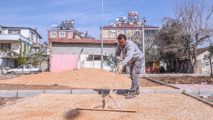 Mehmet Akif Ersoy'a çınarlı park