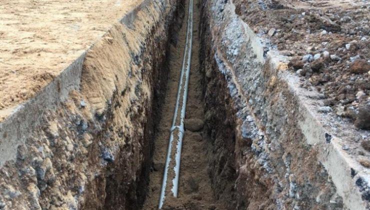 Muratpaşa ve Kepez'de 101 mahallenin asbestli borular değişiyor